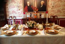 Tablescapes / by Shari Mereness
