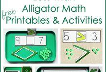 kindergarten - math / by Kathy Carroll