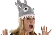 Shark Costume Ideas / Are you trying to live every day like it's Shark Week? Maybe watching Shark Fest on DVR? Or are you like us and trying to decide on what to wear for your Sharknado viewing party? We've got shark costumes for adults, women, children, toddlers and pets because even four-legged companions can't get enough of the apex predators of the sea. With all these shark costumes, you're going to need a bigger boat. Cue the Jaws theme.