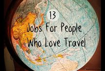 Jobs for those who love travelling