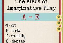 Kids: Imaginative Play