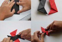 Folde og flette