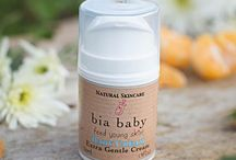 MOTHER & BABY SKINCARE.