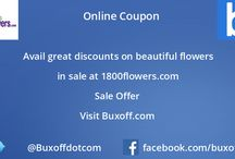 Flowers Coupons