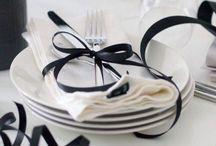 o!forme black wedding