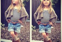 Fashion for Kids (Danny) / Created and inspired  by my little daughter