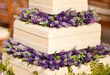 Wedding lavande