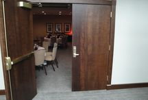 Commercial Doors / Call (708) 423-1720 or go to http://www.evergreenwindow.com/free-estimate/ for more information on our commercial doors & installation.