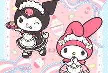 ♥ Kuromi & My Melody ♥
