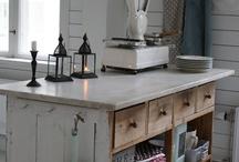 Kitchen & Laundry*