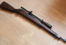 sniper rifle/M1903A4/photo / Character design and Drawing reference