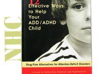 ADD / ADHD / by Kristin Rayburn