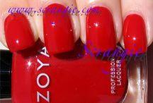 Zoya - My Nail Polishes Collection
