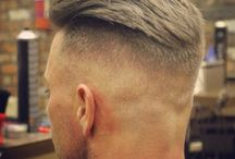 New Cool haircuts for men's / Modern new hairstyle for short men's hair