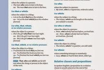 ENGLISH - Relative clauses