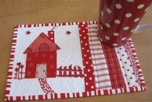 mug rugs / by Inez Swapp-Hulsey