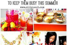 Summer fun! / by Ellie Kirkland