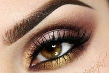 Sleek Make-up Looks