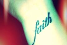 Tattoos / by Beth Dickens