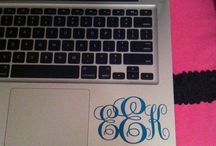 Monograms LAY / by Loren Andrade