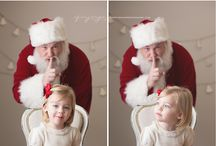 Photo inspiration - Santa by appointment