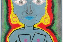 Art: paintings / my artwork / by michael conroy