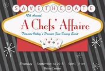 A Chefs' Affaire / About our annual gala event!