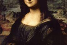 Mona Lisa / by Everyday Treats