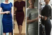 Claire Underwood's Style