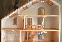 maketa interiéru domu