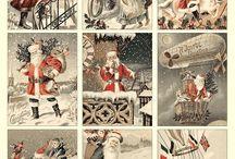 Noël // Vintage