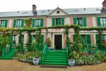 Giverny--Monet's Garden
