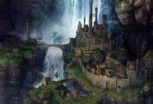 Elven castle