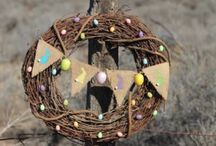 Twigs and Lace Wreaths / Wreaths I make / by Holly Brooks
