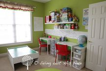 Interiors - Playrooms