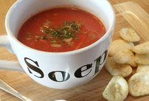 Eten soep / Soep