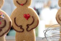 Gingerbread Dudes