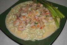 Shrimp / by Patty Brown