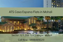 Flats in Mohali / ATS #CasaEspana #Flats available in #mohali .Visit this Page : http://bit.ly/1M2eRzD Call us now : 9888449029
