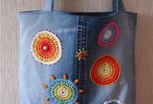 Upcycled Clothes / by Julie Bull