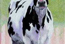 Arte de vaca