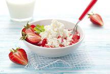 Easy food / Healty, simple nutrition.