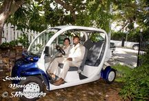 Wedding Transportion in Key West & the Florida Keys / All kinds of different types of transportation options for your Key West or Florida Keys Wedding.