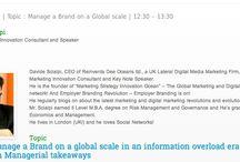 Digital Marketing / by Davide Scialpi