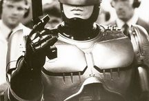 robocop :D / by Tommy Tomew