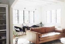 Beautiful homes / Living room color schemes