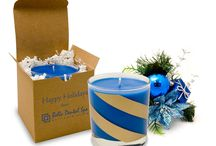Hanukkah / Not everybody celebrates Christmas and we are aware of that! And will cater to anybody's needs!