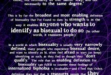 Bi the Way, Here's Some Tips! / Board about bisexuality and other LGBT issues.