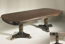 Dine Your Way / Dining room decor, tables, chairs, buffets, china, and more!