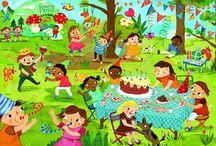 Kinderboekenweek Feest 2014